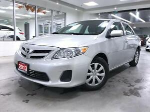 2013 Toyota Corolla CE, POWER GROUP, ONE OWNER, FULLY SERVICED,,