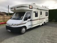 Swift Kontiki 640 Motorhome