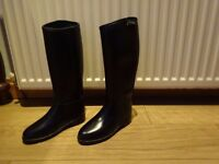Horse Riding Boots (Dublin) Child's in Black