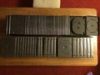 DVD / CD cases