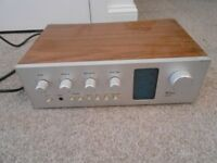 WHARFEDALE AMPLIFIER. (does fully work or used for spares)