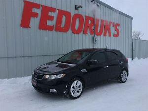 2012 Kia Forte 5-Door SX Luxury Package***DETAILED AND READY TO
