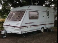 Abbey freestyle 2 berth year 2000. SWAP