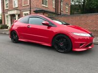 Red 2008 Honda Civic Type R - FSH