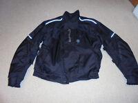 Buffalo Motorcycle Jacket (Size Large)