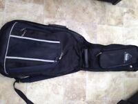 Black Rat Guitar Case - padded