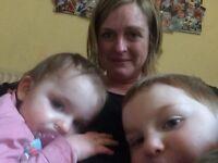 Childminder/nanny/au pair