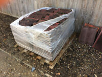 Redland Grovebury Roof Tiles - Used