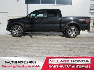 2013 Ford F-150 FX4 Supercrew 4x4 | Local | FX Luxury Package |