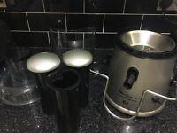 Moulinex The Juice Machine JU500 - Used once - RRP £69