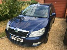 SKODA OCTAVIA ESTATE TDI 2009