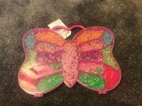 Butterfly bead set