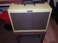 Fender delux amp