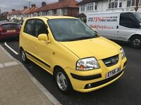 Hyundai Amica automatic, 1.1 CDX 5dr 2007 (56 reg), Hatchback, LOW MILE, FULL SERVICE HISTORY, LAST