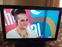 Samsung 40 inch Lcd HD TV built in Freeview