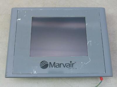 Marvair Siemens Ktp600 Basic Mono Pn 6av6647-0ab11-3ax0 Touch Screen