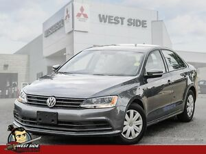 2015 Volkswagen Jetta Sedan Trendline-Accident Free-ONE Previous