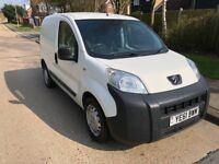 Peugeot Bipper Small Panel Van 1.2 S HDI – NO VAT! Part Exchange Welcome