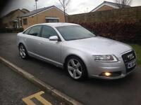 2008 08 AUDI A6 2.0 TDI S LINE FULLYLOADED SAT NAV FULL LEATHERS ETC PX WELCOME