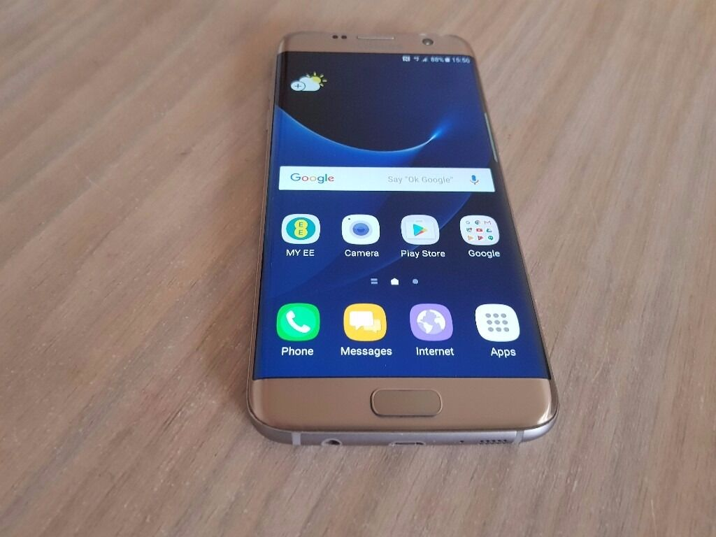 SAMSUNG S7 EDGE UNLOCKED GOLD 32 GB VERY GOOD CONDITION ONLY320in Redbridge, LondonGumtree - SAMSUNG GALAXY S7 EDGE IN GREAT CONDITION 32 GB GOLD FACTORY UNLOCKED COMES WITH ORIGINAL CHARGER FIRST TO SEE WILL BUY ONLY £320 NO OFFERS