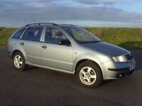 SKODA FABIA 1.4 TDI ESTATE 2005