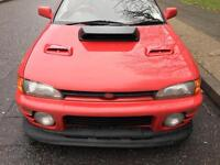 Subaru Impreza WRX V-limited Sedan saloon good condition and no rust