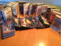Videos for sale. 25 VHS videos,
