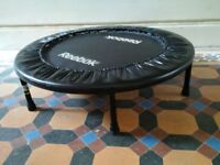 bouncer or exercise trampoline indoor or outdoor