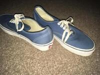 Vans Trainers - Size 6