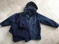 Higear waterproof fleece lined boys age 3-4 coat jacket