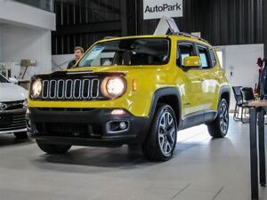 2015 Jeep Renegade 2.4 North 4X4|Nav|Heated Seats