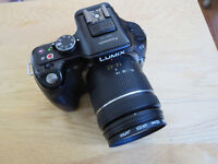 Panasonic LUMIX DMC-G5 16.0 MP Digital Camera - Black (Kit w/ 14-42mm Lens) complete and boxed