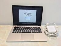 "Apple MacBook Pro Retina Early-2015 13.3"" 2.9GHz i5 8GB RAM 512GB SSD"