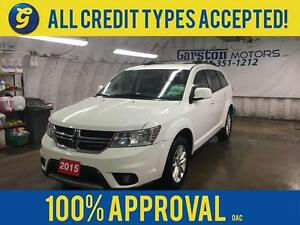 2015 Dodge Journey SXT*7 SEATER*PENTASTAR V6*KEYLESS ENTRY*PUSH