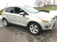 FORD KUGA 2009 4X4 - ONLY 82000 MILES*** 12 MONTHS MOT***