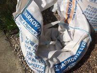 MOT Hardcore 1/4 TON Bag Builders / landscaper FREE to collect Crich Matlock DE4