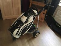 Powakaddy bag and trolley £85.00