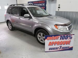 2010 Subaru Forester 2.5 X Outdoor Package VOIR VIDEO