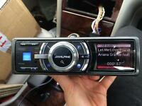 ALPINE IDA-X305 RADIO - USB PLAYER !!!