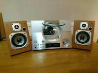 Yamaha CRX-TS10 hi-fi system