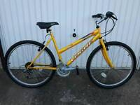 Ladies Mountain Bicycle in Near-New Condition
