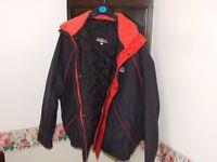 HUKRC Motorcycle Paddock Jacket