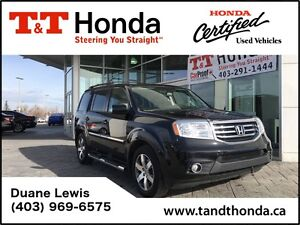 2015 Honda Pilot Touring *Bluetooth, Leather Upholstery, NAVI