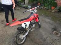 Honda crf100 2004