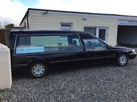 Volvo 960 Hearse, priced to sell