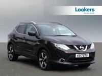 Nissan Qashqai N-CONNECTA DCI (black) 2017-03-01