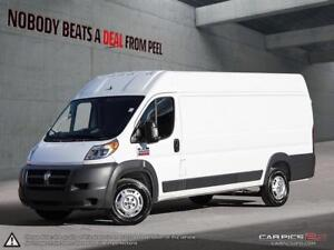 2018 Ram ProMaster 3500 High Roof Extended*Impeccable*COM