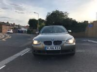 BMW 525d 56 Plate..162k, drives beautifully, immaculate inside, few age chips **quick sale**