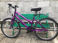 Lady's or girls bike