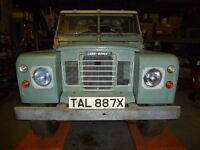 landrover series 3